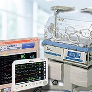 Assistência em equipamento médico