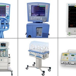 Empresas de locação de equipamentos médicos