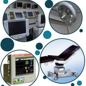 Manutenção de equipamentos clínicos